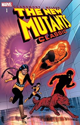 New Mutants Classic Vol. 1