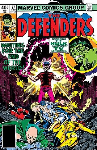 Defenders (1972-1986) #77