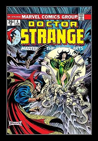 Doctor Strange (1974-1987) #6