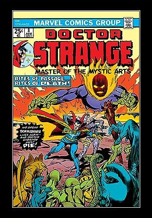 Doctor Strange (1974-1987) #8