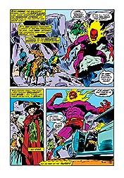 Doctor Strange (1974-1987) #9