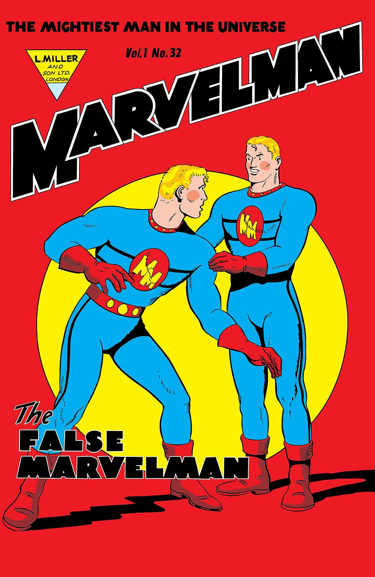 Marvelman (1954-1963) #32