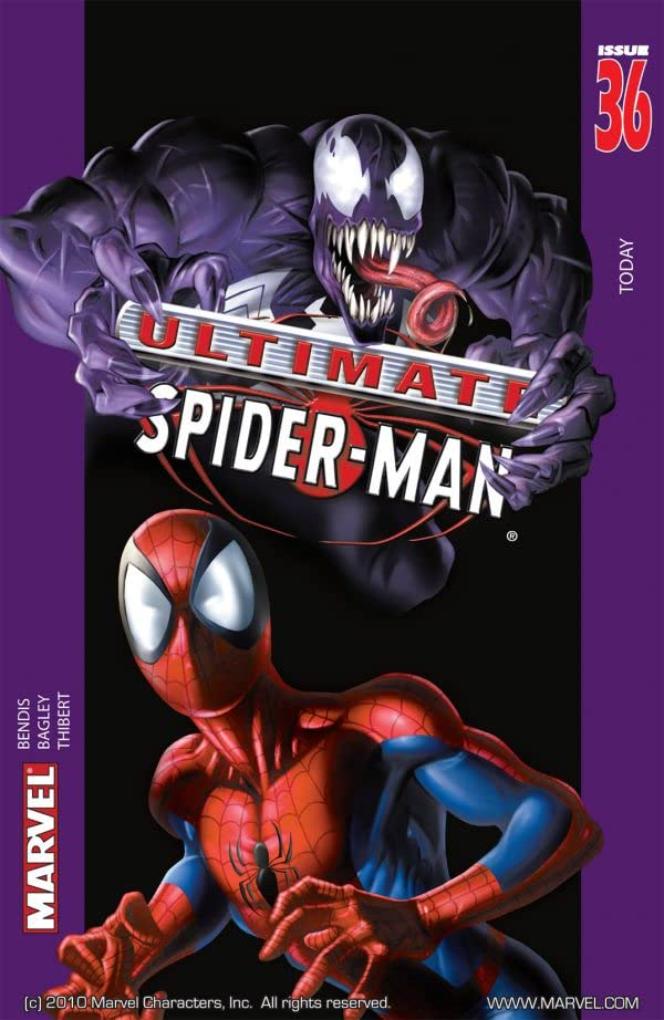 Ultimate Spider-Man (2000-2009) #36