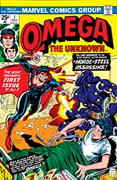 Omega: The Unknown (1976-1977) #1