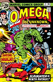 Omega: The Unknown (1976-1977) No.2