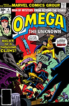 Omega: The Unknown (1976-1977) #4