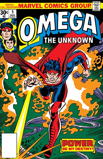 Omega: The Unknown (1976-1977) #5