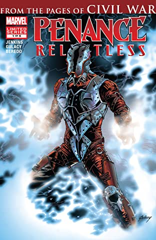 Penance: Relentless (2007-2008) #1 (of 5)