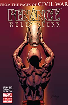 Penance: Relentless (2007-2008) #2 (of 5)