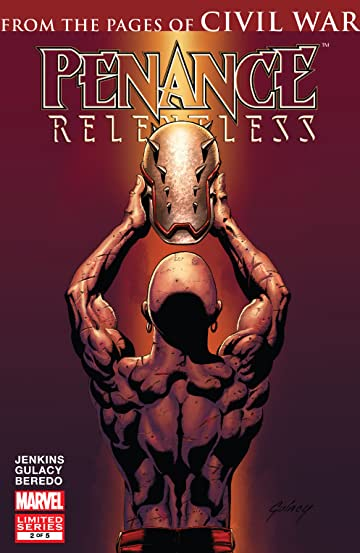 Penance: Relentless (2007-2008) #2 (of 5)