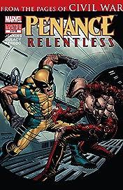 Penance: Relentless (2007-2008) #3 (of 5)
