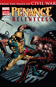 Penance: Relentless (2007-2008) #3 (of 5)