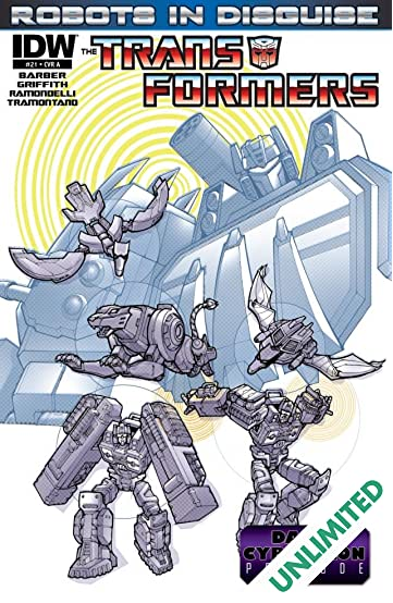 Transformers: Robots In Disguise (2011-) #21