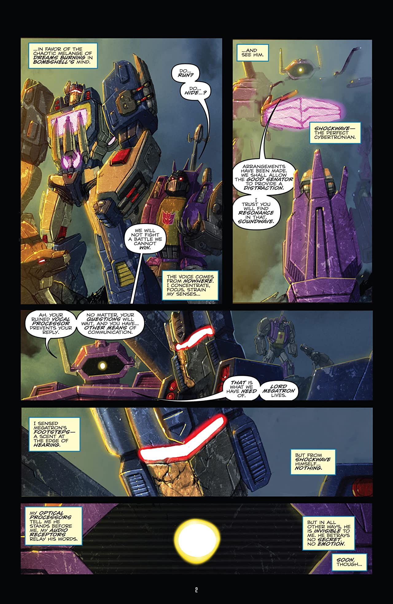 Transformers: Robots In Disguise (2011-2016) #21