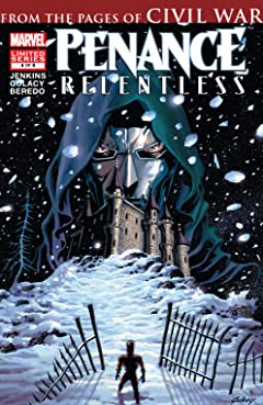 Penance: Relentless (2007-2008) #4 (of 5)