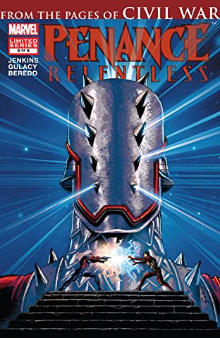 Penance: Relentless (2007-2008) #5 (of 5)