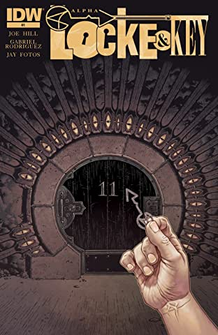 Locke & Key: Alpha No.1 (sur 2)