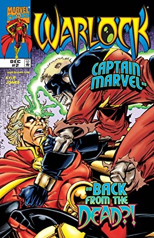 Warlock (1998-1999) #2 (of 4)