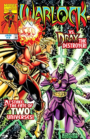 Warlock (1998-1999) #3 (of 4)