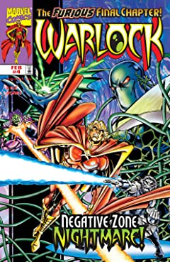 Warlock (1998-1999) #4 (of 4)