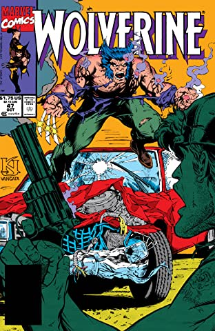 Wolverine (1988-2003) #47