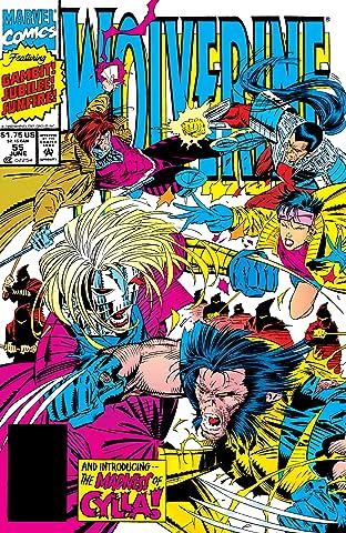 Wolverine (1988-2003) #55