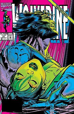 Wolverine (1988-2003) #57
