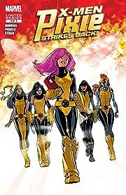 X-Men: Pixie Strikes Back (2010) #1 (of 4)