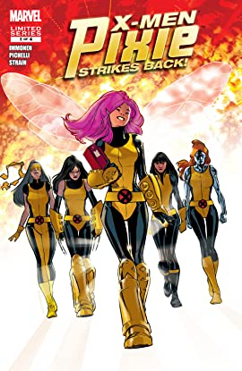 X-Men: Pixie Strikes Back (2010) #1 (of 4)