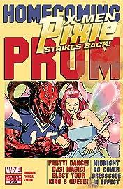 X-Men: Pixie Strikes Back (2010) #2 (of 4)