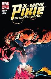X-Men: Pixie Strikes Back (2010) #3 (of 4)