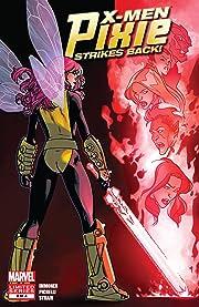 X-Men: Pixie Strikes Back (2010) #4 (of 4)
