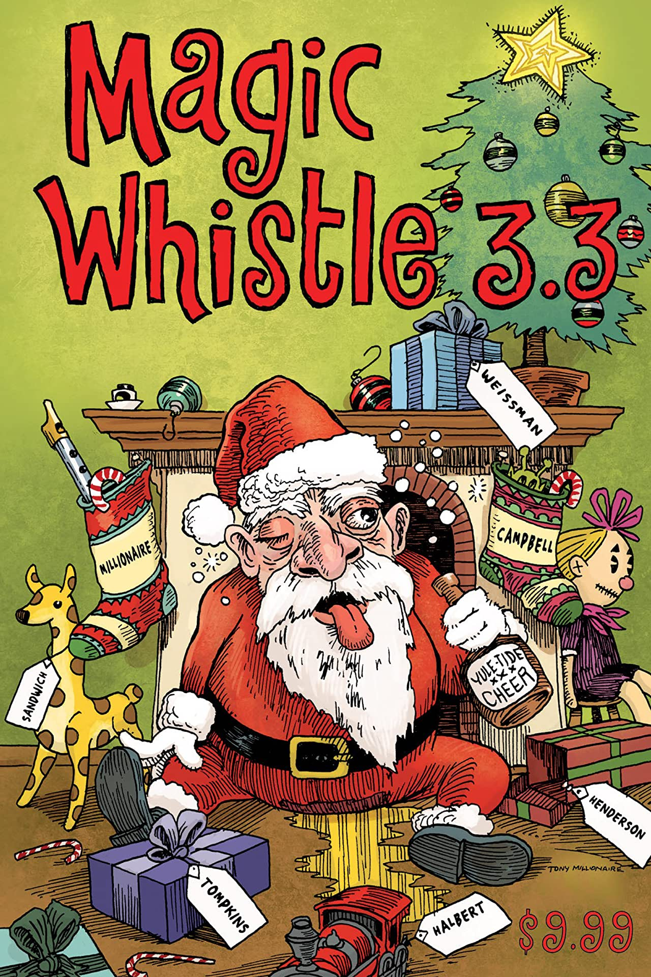 Magic Whistle No.303