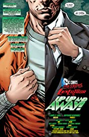 Action Comics (2011-2016) #23.3: Featuring Lex Luthor