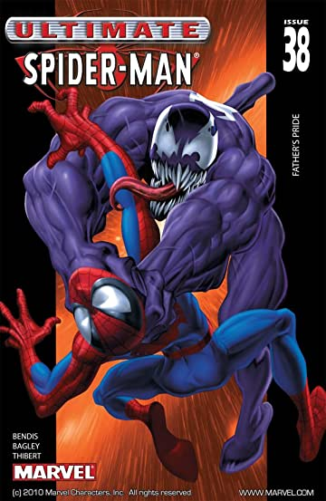 Ultimate Spider-Man (2000-2009) #38