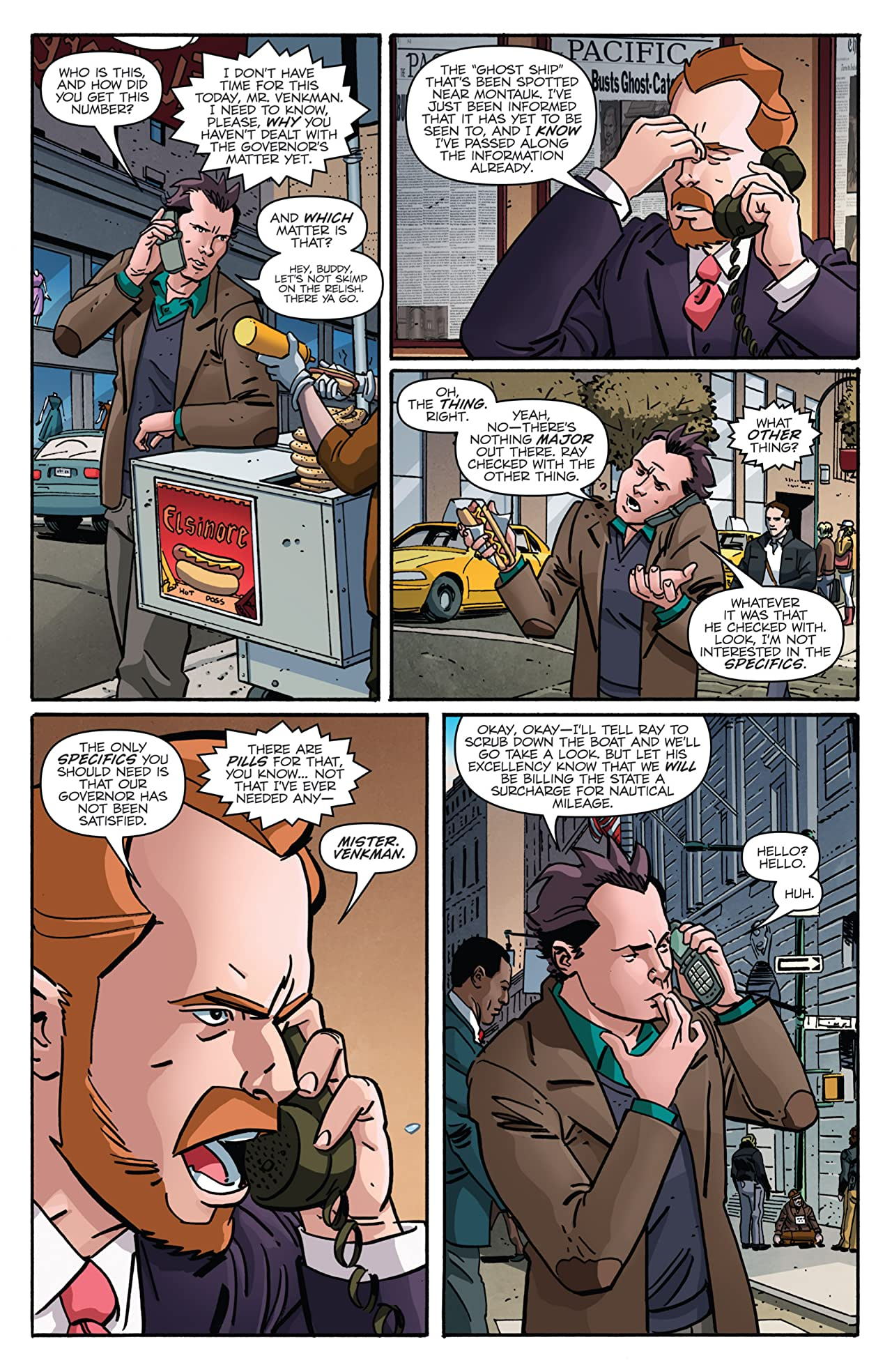 Ghostbusters (2013-2014) #7