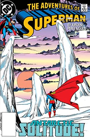 Adventures of Superman (1986-2006) #459