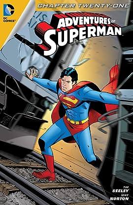 Adventures of Superman (2013-2014) #21