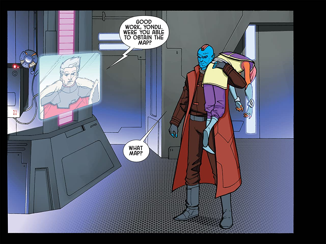Guardians of the Galaxy: Awesome Mix Infinite Comic (2016-2017) #7