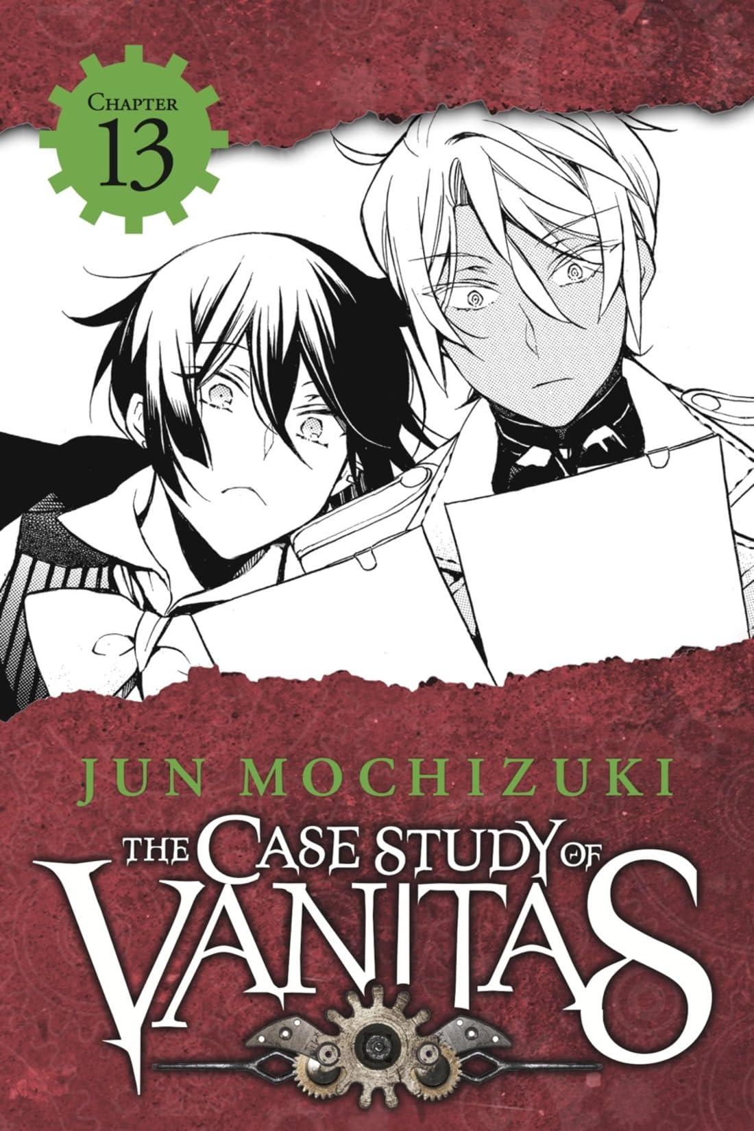 The Case Study of Vanitas #13