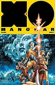 X-O Manowar (2017) #1