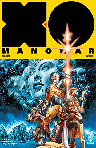 X-O Manowar (2017) No.1