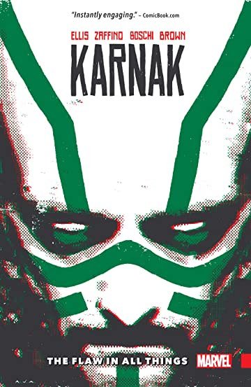 Karnak: The Flaw In All Things