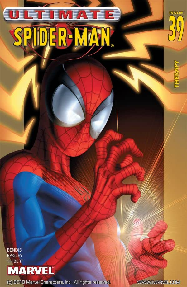 Ultimate Spider-Man (2000-2009) #39