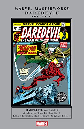 Daredevil Masterworks Vol. 11