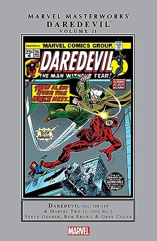 Daredevil Masterworks Tome 11