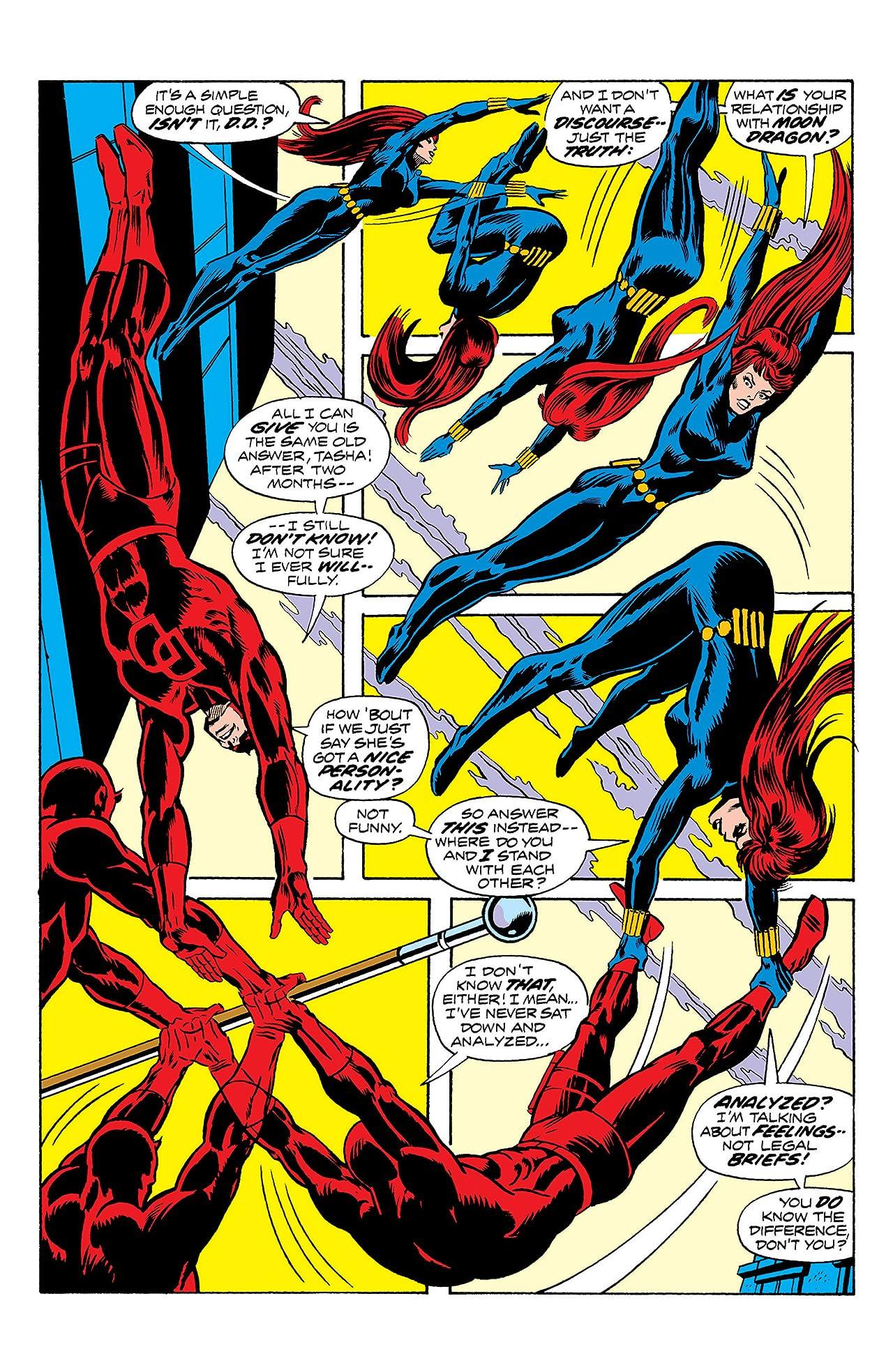 Daredevil Masterworks Vol. 11