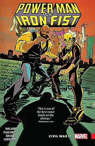 Power Man and Iron Fist Vol. 2: Civil War II