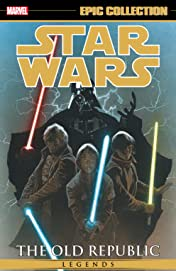 Star Wars Legends Epic Collection: The Old Republic Tome 2
