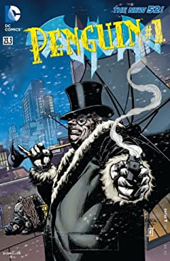 Batman (2011-2016) #23.3: Featuring Penguin